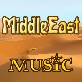 10 tracks with Middle East, Ancient theme music
