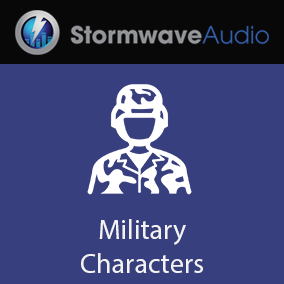 A set of 99 unique phrases involving military chatter.