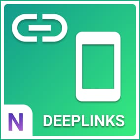 Implement deeplinking for iOS and Android