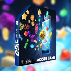 Inspired by app market hits like Clash of Clans and Candy Crush, we present to you Mobile Game - our most fun and game play inspired sound library yet!