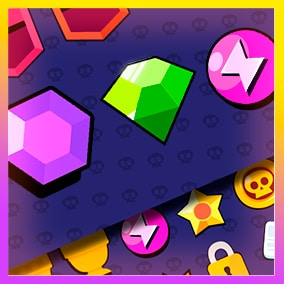 This pack contains high-resolution UI elements and icons which could be used in any casual game