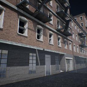 Modular buildings package