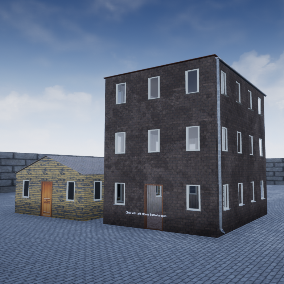 Modular Buildings to place many kinds of houses