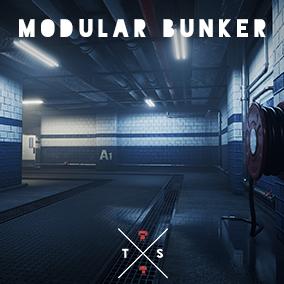 Highly Customizable Modular Bunker