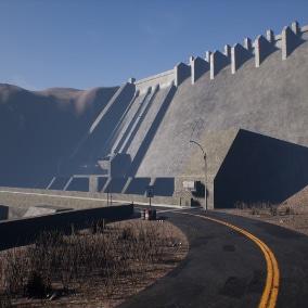 Modular Dam Environment