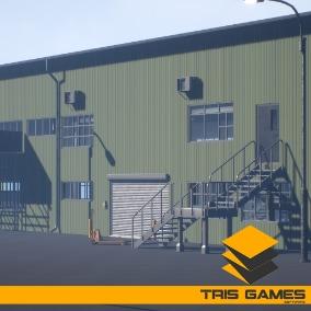 Modular Factory Environment / Pole System / Door System