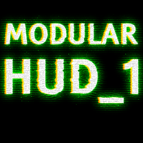 More than 78 ready to use modular HUD elements
