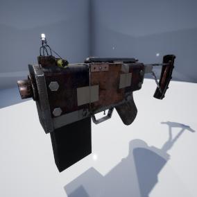 A modular weapon
