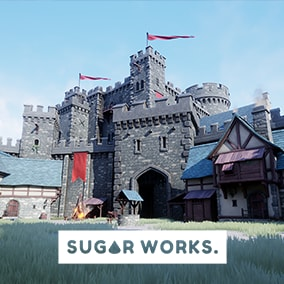 Create amazing medieval castles with ease! Large modular pieces for easy assembly with small modular details for variation!