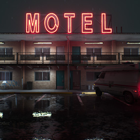 A Modular Motel Kit to Produce a Wide Array of Motels.