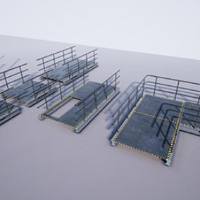 Modular Scaffolding new/broken pack