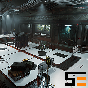 Discounted bundle for getting started on scifi projects in UE4. Includes the first 3 packs of the Modular SciFi Engineer Collection, along with an exclusive environment showcasing how to utilize all packs in one   scene. $50 in savings!