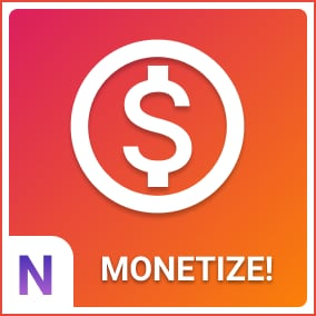 Handle in-app purchases and other monetization things on Android and iOS with ease