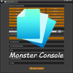 This is a Easy Console Tools and Stats Manager Tools