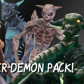 low poly pack models for your game