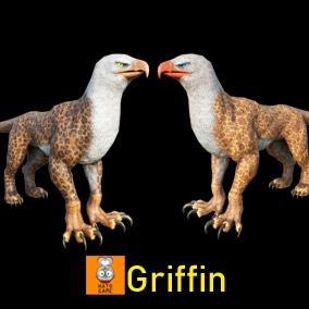"Game Monster Model ""Griffin"""