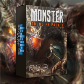 The first volume in a series of creative and captivating monster sounds.