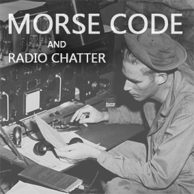 Morse Code messages and radio chatter modular toolkit. Includes both game-ready generic radio-transmission sound Cues and a library of useful phrases in Morse to assemble into custom messages tailored to your game.