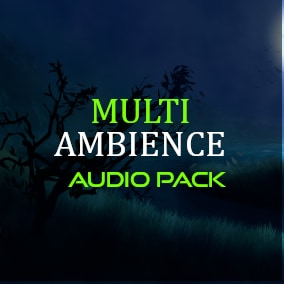 More than 25 high quality minutes of ambience for your game!
