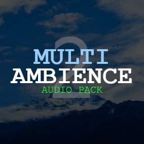 18 Ambience sounds for your game!