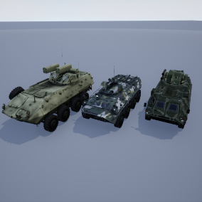 3 Fully functional Network replicated APCs