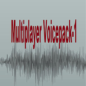 Multiplayer voice-over/Sound pack - Announcer Style