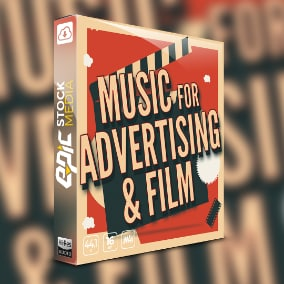 Music for Advertising & Film hits some of the most sought after & popular music marketing genres like: Indie Rock, Electro Pop, Hipster Folk, Southern Country, Alternative Rock as well as other trending modern genres in film & advertising.