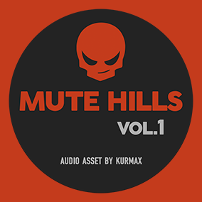 Mute Hills Vol.1 - Royalty Free Music by Kurmax