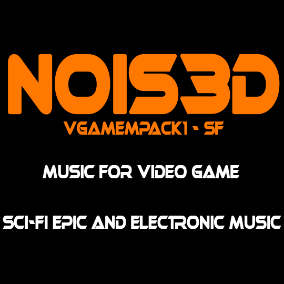 Music Pack For Sci-Fi Video Games Projects.