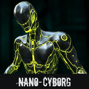 HQ Nano-Cyborg