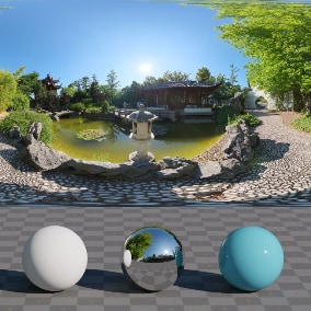 This collection bundles all of the Nature HDRIs from https://hdrihaven.com/, That's 203 2k HDRIs.