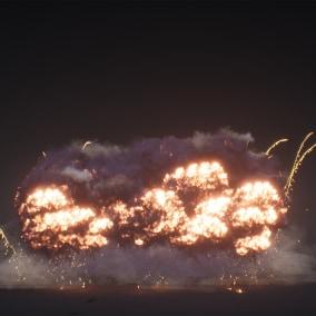 Realistic Niagara Explosions