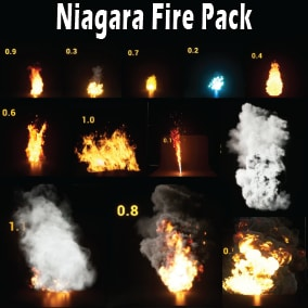 Advanced Niagara Fire Pack