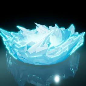 Niagara Ice Skill Vfx Set Vol. 2