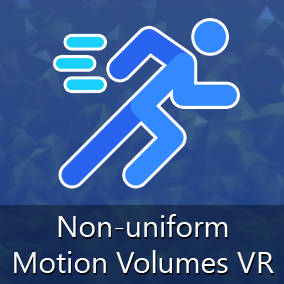 A set of Blueprints that allow you to specify the non-uniform or non-linear scale of user movements in the VR space.