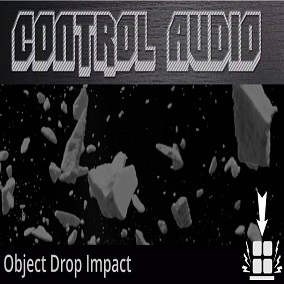 Impact noises - Falling objects, collisions, bumps & knocks.