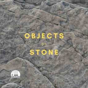 A collection of 151 loop able sounds with objects used on a stone surface.