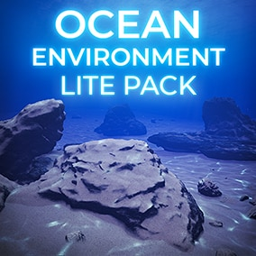 This affordable Ocean pack contains all your Ocean lighting and FX Needs!