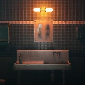 Old Restroom