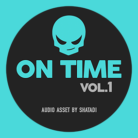 On Time Vol.1 - Royalty Free Music by Shatadi