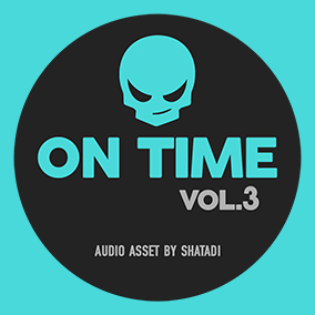On Time Vol.3 - Royalty Free Music by Shatadi