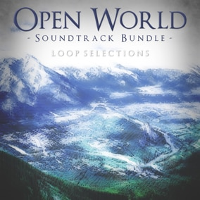 13 Emotional Themes, perfect for creating an Open and Vast Atmosphere. 38 Minutes of Loops!