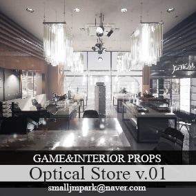 Optical Glasses Store v.01