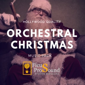 Christmas Orchestral Music Pack is an album with 9 orchestral Christmas tracks featuring realistic and organic orchestra, some real instruments and choir with Hollywood quality.