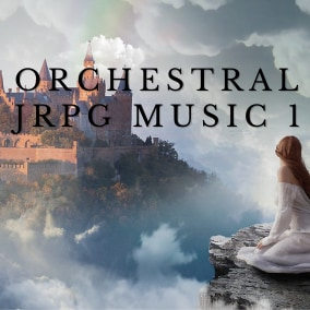 A fully orchestrated JPRG music asset pack