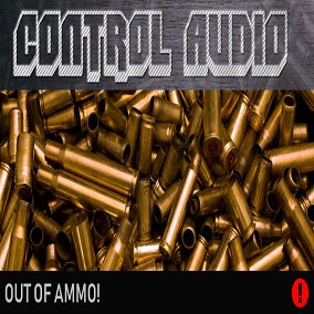 Short bursts that signal you're out of ammo.