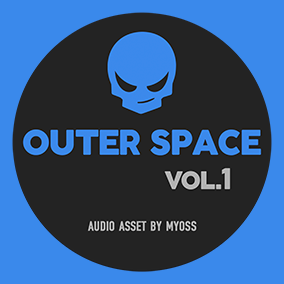 Outer Space Vol.1 - Royalty Free Music by myoss
