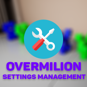 Overmilion allows developers and users to manage unreal settings with ease using a configuration file that is highly customizable.