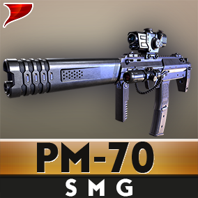 PM-70 includes all kinds of unique 4K textures VFX/SFX and Aniamtions.