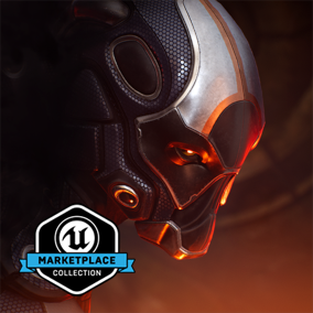 UE-Only Content - Licensed for use only with UE4 based products. Includes the character model, animations and skins for the Paragon Hero, Kallari.